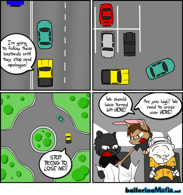 Road Rage (Part 2)